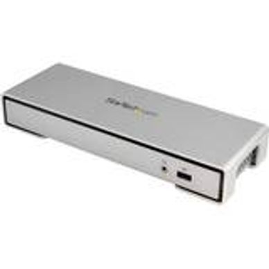 StarTech com Thunderbolt 2 4K Docking Station for Laptops - Includes TB  Cable - MacBook Thunderbolt 2 Dock with 4K Ultra HD - for