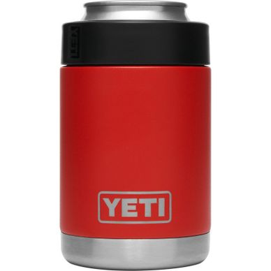 Yeti Rambler Colster Red - Thermos Cups And Koozies at Academy Sports